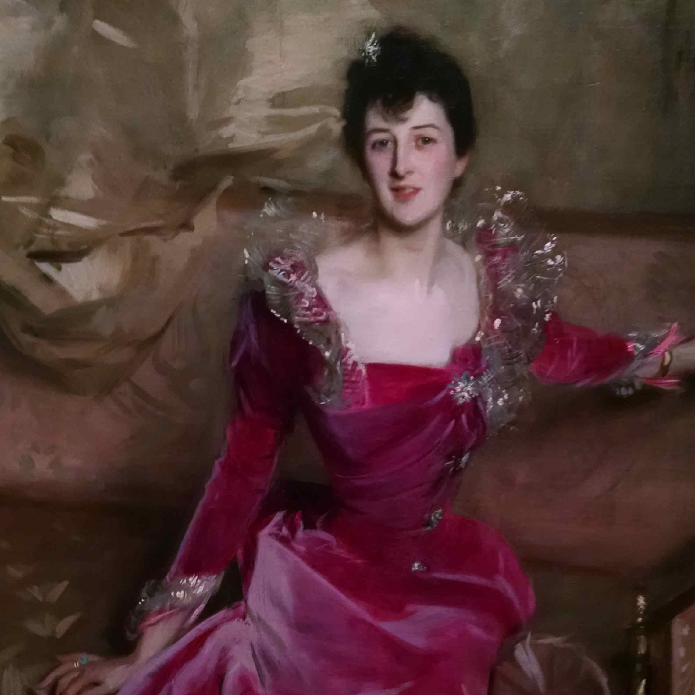 The portraits of John Sargent