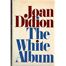 Book cover of Joan Didion White Album
